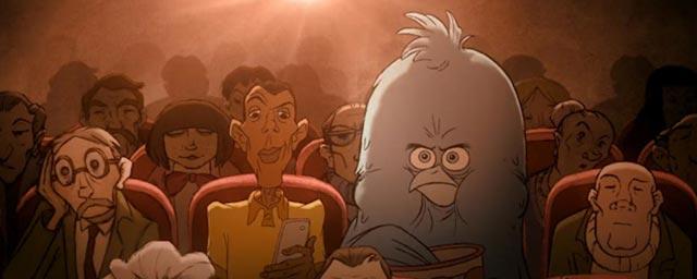 Stromae chante Twitter